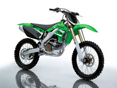 Photo of a 2009 Kawasaki KX 250 F