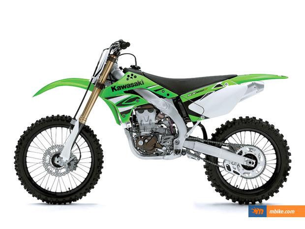 2008 Kawasaki KX 450 F