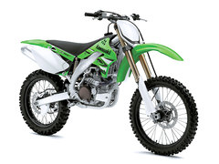 Photo of a 2008 Kawasaki KX 450 F