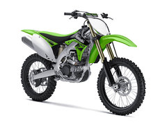 Photo of a 2010 Kawasaki KX 450 F