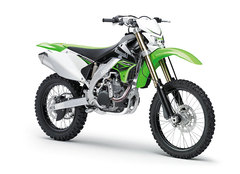 Photo of a 2010 Kawasaki KX 450R