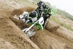 Photo of a 2008 Kawasaki KX 65