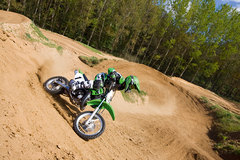 Photo of a 2009 Kawasaki KX 65