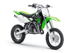 Photo of a 2010 Kawasaki KX 65