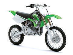 Photo of a 2009 Kawasaki KX 85