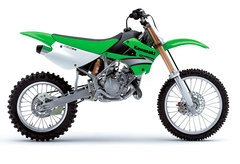 Photo of a 2007 Kawasaki KX 85 II