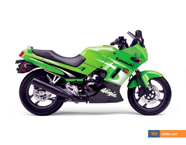Kawasaki Ninja 250 R 2003 Motorcycle Photos and Specs