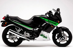 Photo of a 2005 Kawasaki Ninja 250 R