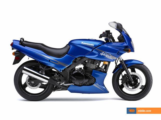 2009 Kawasaki Ninja 500 R