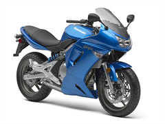 Photo of a 2007 Kawasaki Ninja 650R