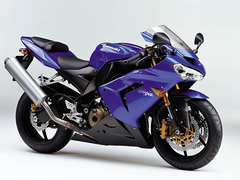 Photo of a 2004 Kawasaki Ninja ZX-10 R
