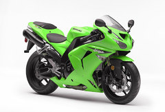 Photo of a 2007 Kawasaki Ninja ZX-10 R