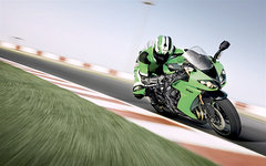 Photo of a 2008 Kawasaki Ninja ZX-10 R
