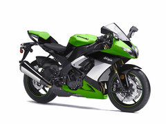 Photo of a 2009 Kawasaki Ninja ZX-10 R