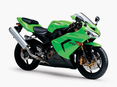 Photo of a 2004 Kawasaki Ninja ZX-10R (ZX1000-C1)