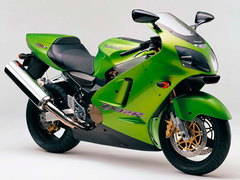 Photo of a 2001 Kawasaki Ninja ZX-12 R