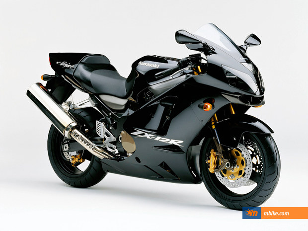 Kawasaki Ninja ZX-12 R 2004 Motorcycle Photos and Specs
