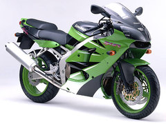 Photo of a 2000 Kawasaki Ninja ZX-6 R