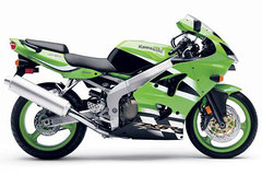 Photo of a 2001 Kawasaki Ninja ZX-6 R
