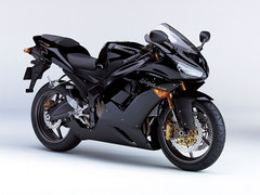 Photo of a 2006 Kawasaki Ninja ZX-6 R