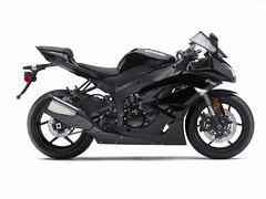 2009 Kawasaki Ninja ZX-6 R
