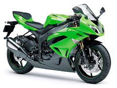 Photo of a 2009 Kawasaki Ninja ZX-6 R