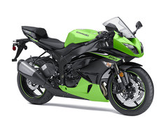 Photo of a 2010 Kawasaki Ninja ZX-6 R