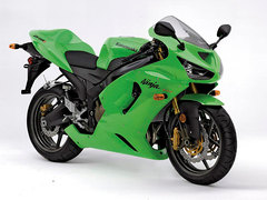 Photo of a 2005 Kawasaki Ninja ZX-6 RR