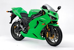 Photo of a 2006 Kawasaki Ninja ZX-6 RR