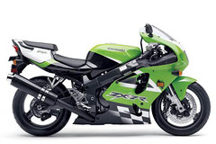 Photo of a 2001 Kawasaki Ninja ZX-7R