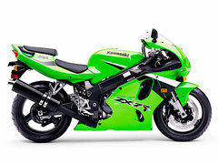 Photo of a 2003 Kawasaki Ninja ZX-7R
