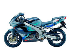 Photo of a 2002 Kawasaki Ninja ZX-9R