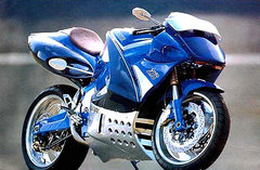 Photo of a 1994 Kawasaki Spartacus