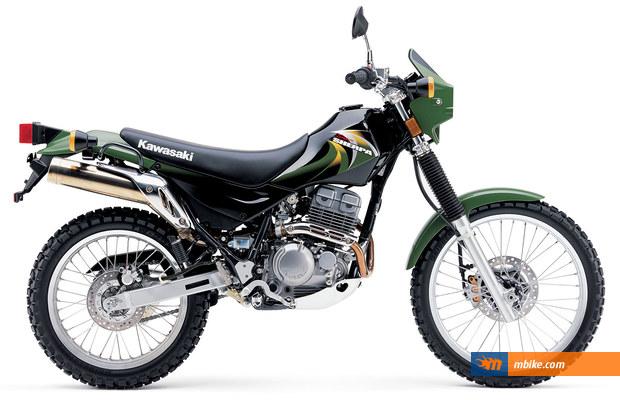 2010 Kawasaki Super Sherpa 250