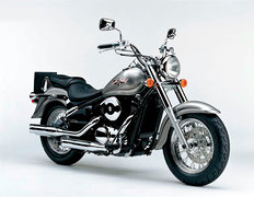 Photo of a 2004 Kawasaki VN 800 Classic