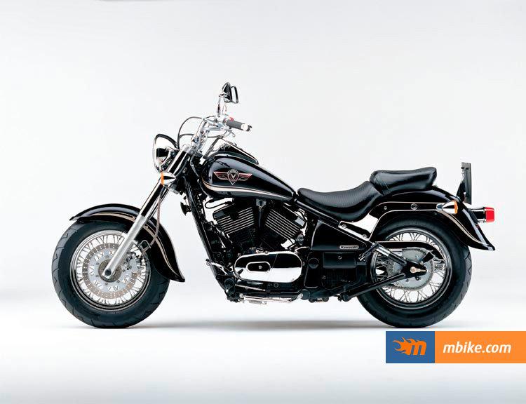 2003 Kawasaki Vn 800 Classic Wallpaper Mbike Com