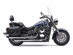 Photo of a 2009 Kawasaki Vulcan 2000 Classic LT