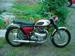 Photo of a 1970 Kawasaki W 2 (SS)
