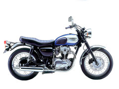 Photo of a 2001 Kawasaki W 650