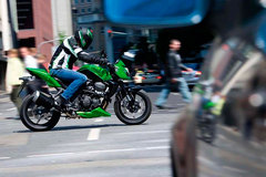 Photo of a 2009 Kawasaki Z 750