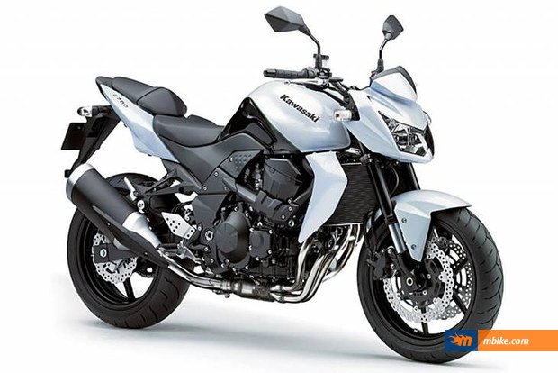 Kawasaki Z 750 2010 Motorcycle Photos and Specs