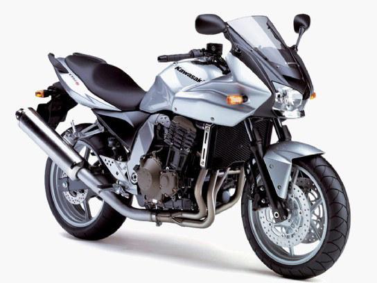 2006 Kawasaki Z 750 S