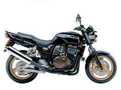Photo of a 2002 Kawasaki ZRX 1200