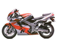 Photo of a 1997 Kawasaki ZX 9 R Ninja