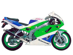 Photo of a 1994 Kawasaki ZXR 400