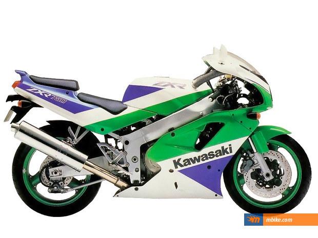 1992 Kawasaki ZXR 750