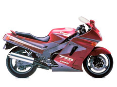 Photo of a 1990 Kawasaki ZZR 1100