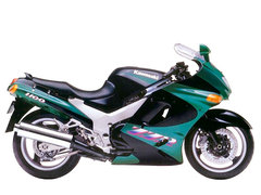 Photo of a 1993 Kawasaki ZZR 1100