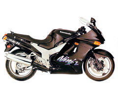 Photo of a 1997 Kawasaki ZZR 1100