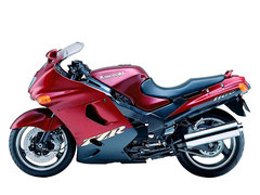 2000 Kawasaki ZZR 1100